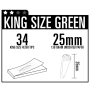 SCI King Size Green