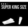 Super King Size Natural