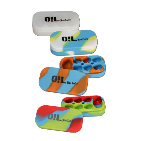 OIL silikonebeholder (7 rum)